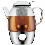 WMF SmarTea Teapot with Warmer