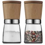 WMF Ceramill Spice Mill Wood & Glass – Set of 2