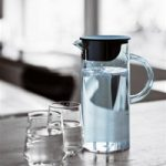 Stelton EM Water Jug Clear Blue – 50 oz.