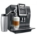 Jura Z9 Impressa One Touch TFT Automatic Espresso Machine And Coffee Center