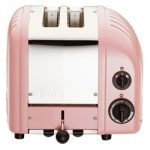 Dualit New Generation Vario 2-Slice Bread Classic Toaster – Petal Pink