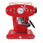 Francis Francis! X1 for illy iPer Espresso Machine – Red