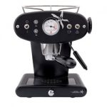 Francis Francis! X1 For illy iPer Espresso Machine – Black