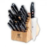 Henckels Twin Signature 19-Piece Knife Set with Block