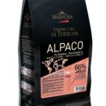 Valrhona Alpaco 66% Pure Ecuador Dark Chocolate Feves Discs – 6.6 lbs