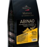 Valrhona Abinao 85% Dark Chocolate Feves Discs – 6.6 lbs