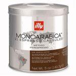 illy iper Monoarabica Single-Origin Espresso Capsules Brazil – (21 count)