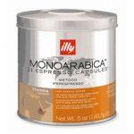 illy iper Monoarabica Single-Origin Espresso Capsules Ethiopia – (21 count)