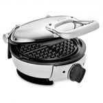All-Clad Stainless Steel Round Classic Waffle Maker, 99012GT