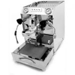 Vibiemme Domobar Super HX Electronic Espresso & Cappuccino Machine – Stainless Tank