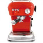 Ascaso Dream UP 3 Versatile Espresso Machine, Love Red