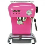 Ascaso Dream UP V3 Versatile Espresso Machine, Strawberry Gum