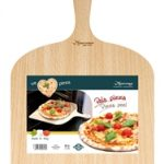 Eppicotispai Birchwood Pizza Peel, 16 x 12-Inch