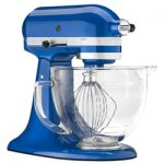 KitchenAid Artisan Design Stand Mixer 5qt – Electric Blue