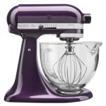 KitchenAid Artisan Design Stand Mixer 5qt – Plumberry