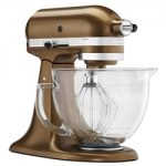KitchenAid Artisan Design Stand Mixer 5qt – Antique Copper