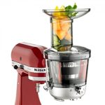 KitchenAid KSM1JA Slow Juicer and Sauce Attachment
