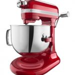 KitchenAid Pro Line Series 7-Qt Bowl Lift Stand Mixer – Candy Apple Red