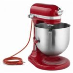 KitchenAid NSF Commercial 8-qt Lift Stand Mixer – Empire Red