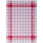 Le Jacquard Francais Fraises Peony Tea / Kitchen Towel 24 x 31 (inches)