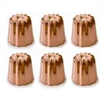 Mauviel Canele Mold – Set of 6