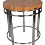 John Boos Metropolitan Designer Series Metro Oasis Table