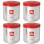 illy iper Espresso Capsules – Medium Roast (21 count) – Set of 4