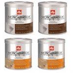 illy iper Monoarabica Single-Origin Espresso Capsules Brazil / Ethiopia (4 Cans)
