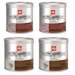 illy iper Monoarabica Single-Origin Espresso Capsules Guatemala / Brazil (4 Cans)