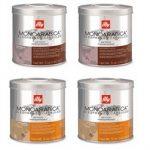 illy iper Monoarabica Single-Origin Espresso Capsules Guatemala / Ethiopia (4 Cans)