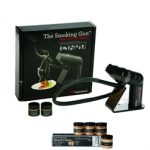 PolyScience Smoking Gun DeLuxe Kit, Culinary Sensations with Smoke