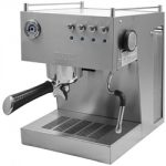 Ascaso Steel UNO Professional Version 2 Brushed Stainless Espresso & Cappuccino Machine